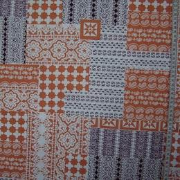 Mirka - patchworkov� sko�icovohn�dob�l� vzor - zv�t�it obr�zek