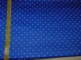 sat�n - kyti�ky na sv�tlej�� modr� - zv�t�it obr�zek