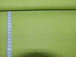 b�l� punt�k na sv�tle zelen� - zv�t�it obr�zek