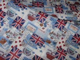 Bavln�n� tisk - Anglie