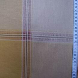 Kanafas - žlutohnìdohnìdobéžová 16cm kostka