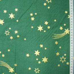 Diana - zlatý tisk vánoèní na zelené