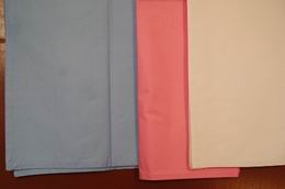 Sypek na péøový polštáø 70x90cm - modrý