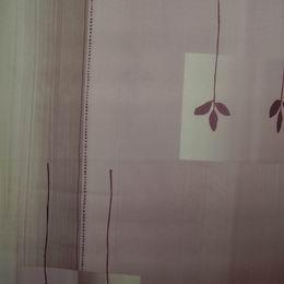 Pasat - fialové výhonky na smetanové - zvìtšit obrázek