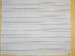 šátek - slabé èerné proužky na bílé