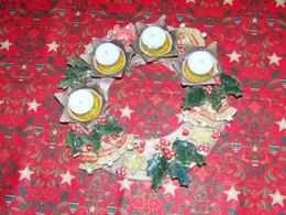 vánoèní ubrus - èervenozelenozlatý