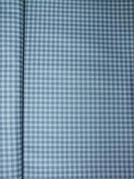Bavlnìný tisk - kostièka šedá