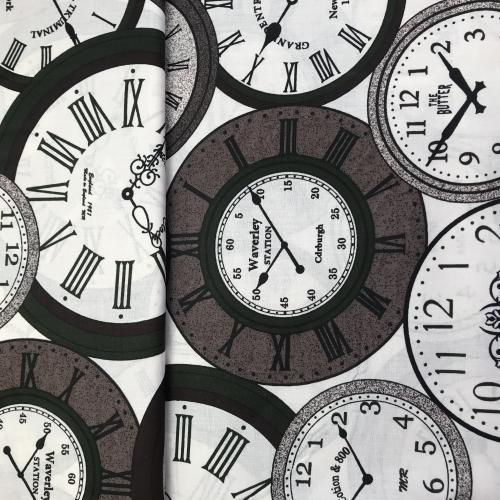 Bavlnìný tisk- hodiny