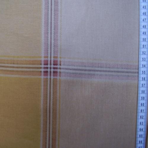 Kanafas - žlutohnìdohnìdobéžová 16cm kostka - zvìtšit obrázek