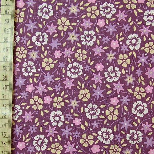 Diana - kytièky na fialové - zvìtšit obrázek