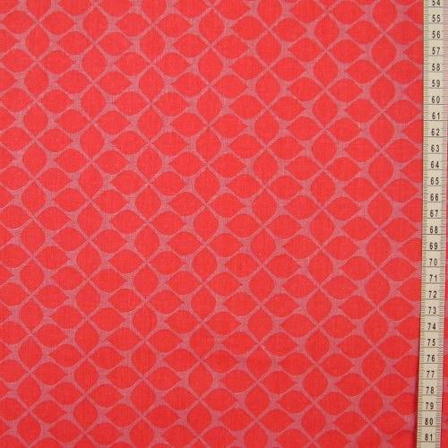 Diana - èervenorùžové formace na rùžové - zvìtšit obrázek