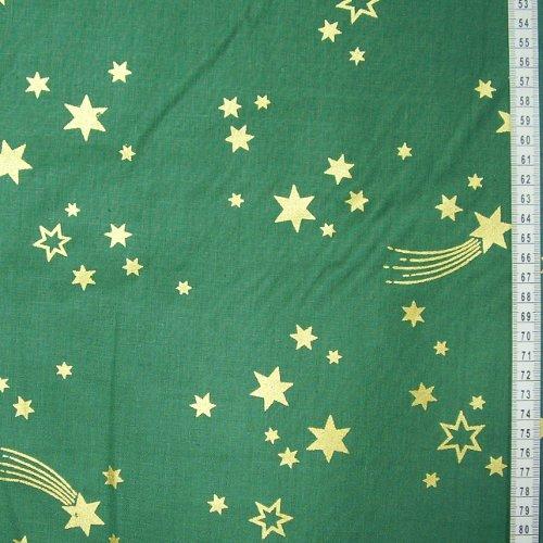 Diana - zlatý tisk vánoèní na zelené - zvìtšit obrázek