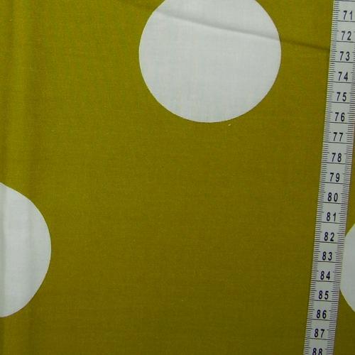 Diana - bílé puntíky na olivové - zvìtšit obrázek