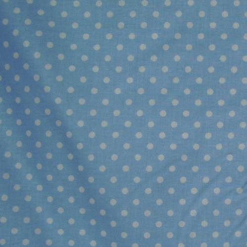 Diana - bílý puntík na svìtle modré - zvìtšit obrázek