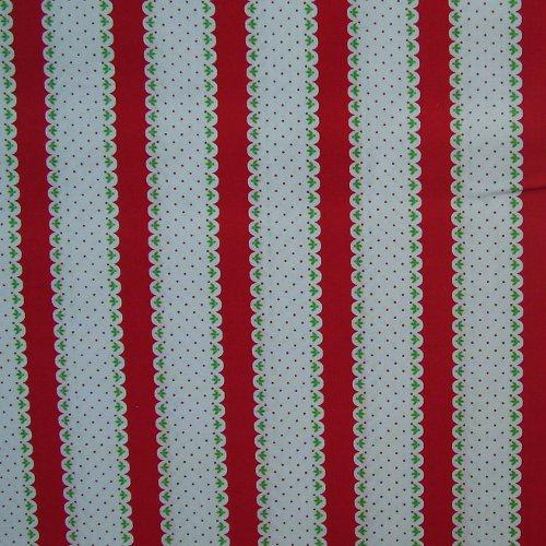 Diana -èervené pruhy s puntíky - zvìtšit obrázek