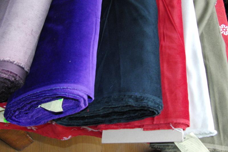 kord -sv. hnìdá,smetanová,èerná, èervená, fialová, khaki - zvìtšit obrázek