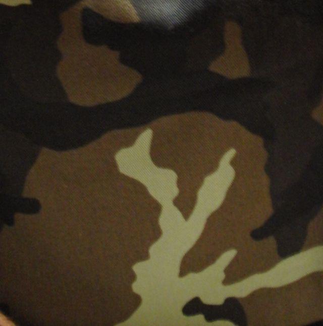 Maskáèovina -Army - zvìtšit obrázek