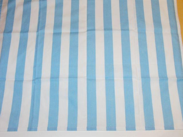 Šátek - sv.modrobílé široké  pruhy - zvìtšit obrázek