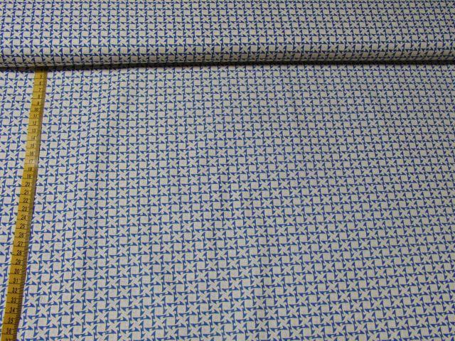 modrobílé ètvereèky - zvìtšit obrázek